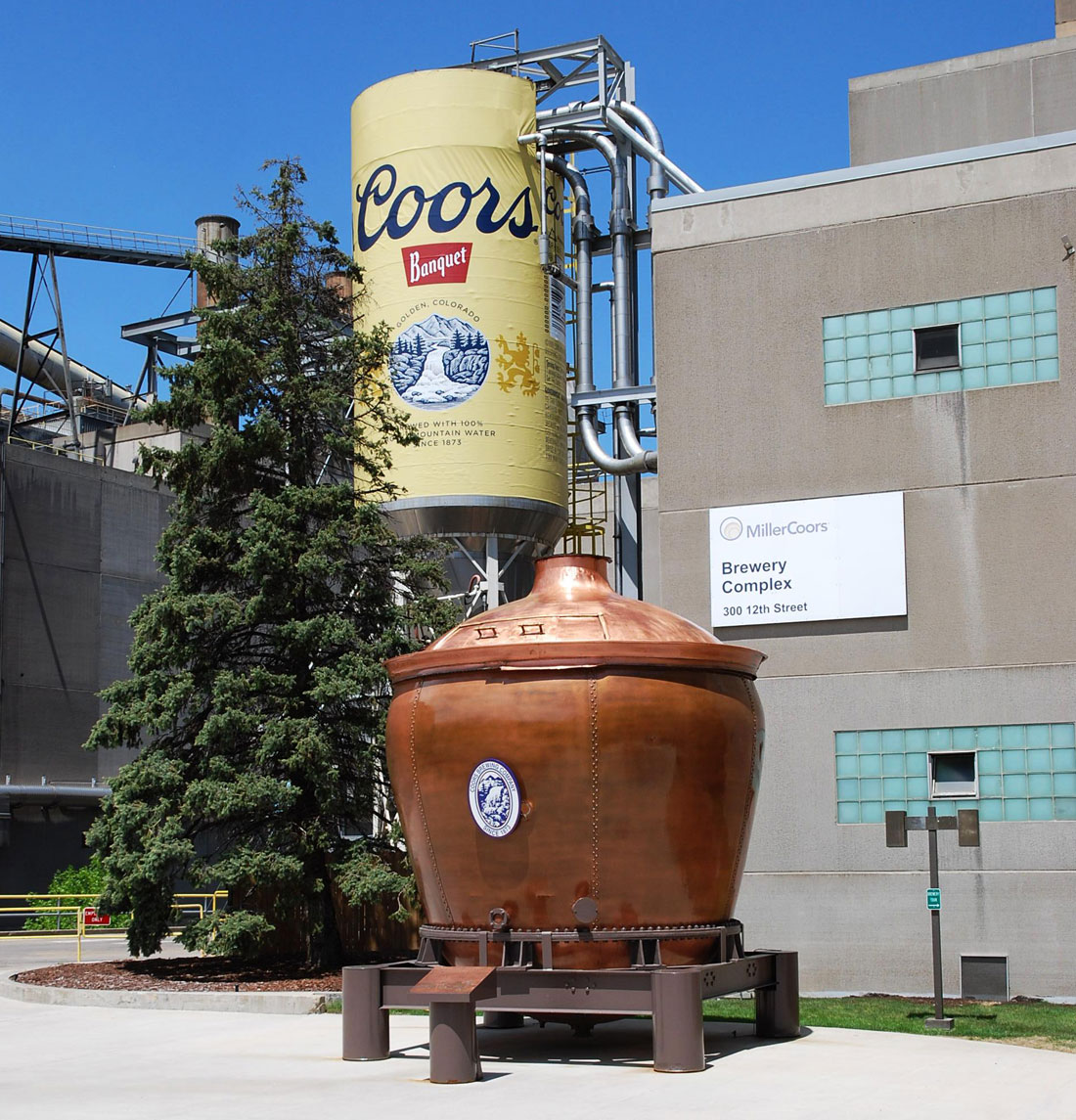 should coors build a brewery in virginia While brewing two cases of quality light beer is nothing to scoff at, it's a universe apart from shipping the roughly 18 million barrels a year that budweiser and coors light do there are things you can't measure that nonetheless impact the taste of a light beer, kraemer said, adding that certain taste compounds are present in just a few parts per.