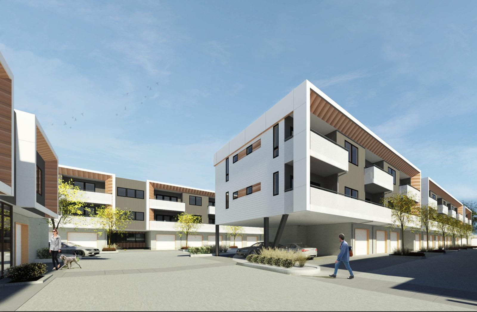 Velo Park Affordable Housing